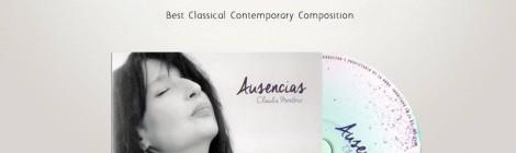 Claudia Montero gana el Latin Grammy 2014