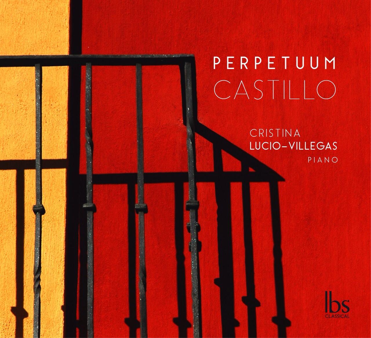 Portada CD Perpetuum Castillo