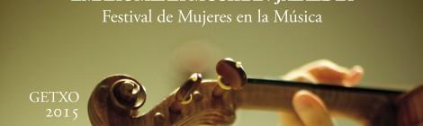"""XV FESTIVAL """"MUJERES EN LA MÚSICA"""""""