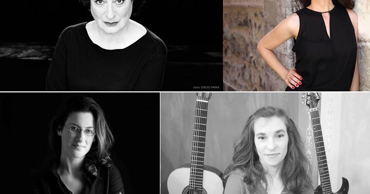 """""""ELLAS GESTIONAN"""". Mesa redonda de Mujeres en la Música"""