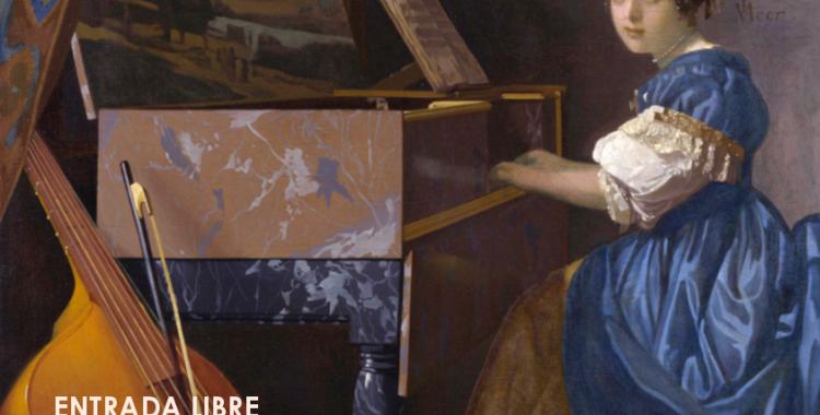 """Concierto """"Libros de clave escritos para mujeres"""" (Bruno Forst, clavecinista)"""