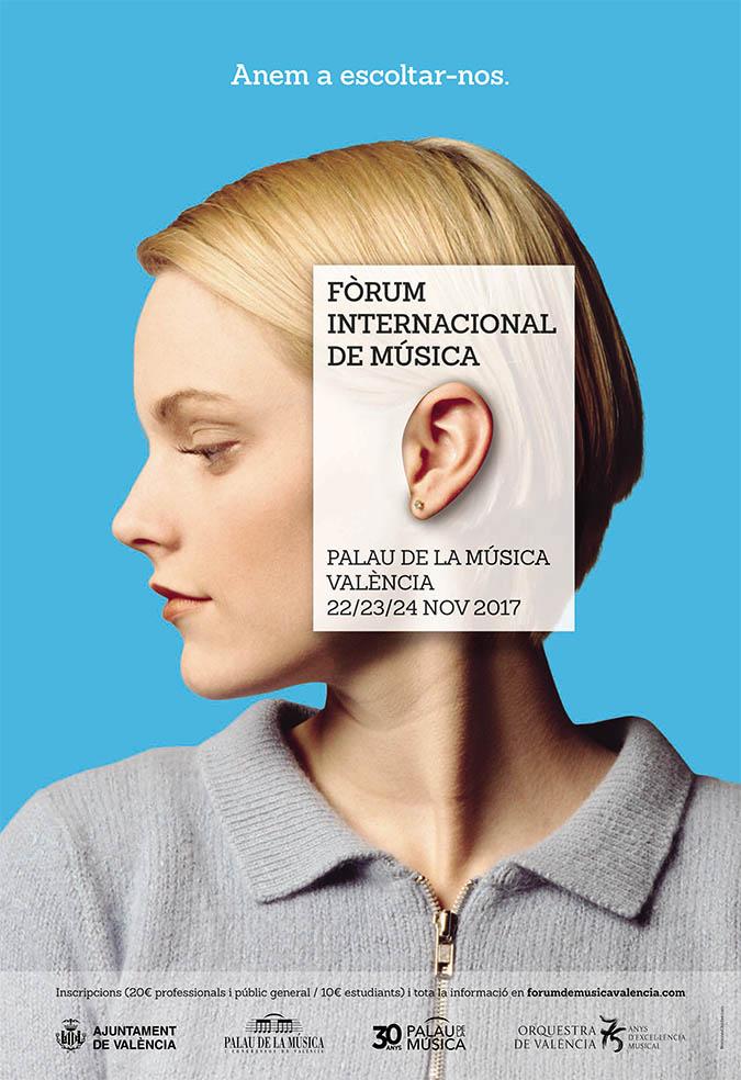 La AMM en el Forum Internacional de la Música @ Palacio de la Música de Valencia | València | Comunidad Valenciana | España