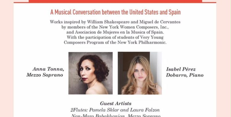 Women in Music en el Lincoln Center