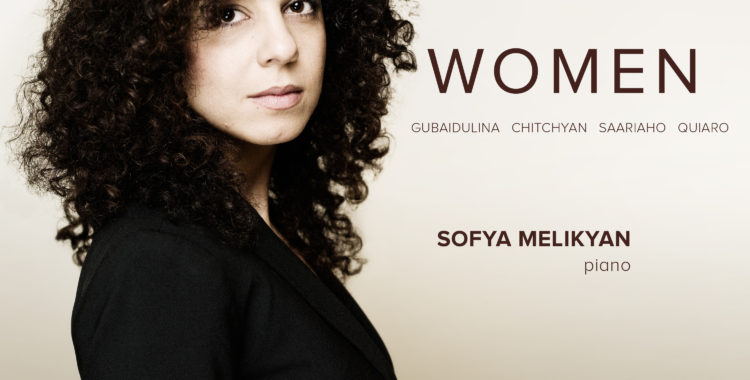 Sofya Melikyan presenta su CD 'Women'