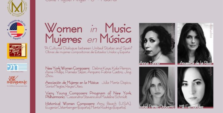 Women in Music / Mujeres en Música en Madrid