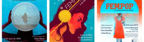 FemPop, un festival de música contra la desigualdad de género
