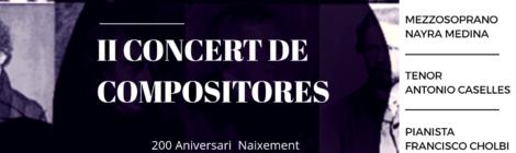 II CONCIERTO DE COMPOSITORAS CIUDAD de JÁVEA