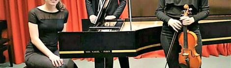 Recital de clave - Alumnas de Almudena Herchiga