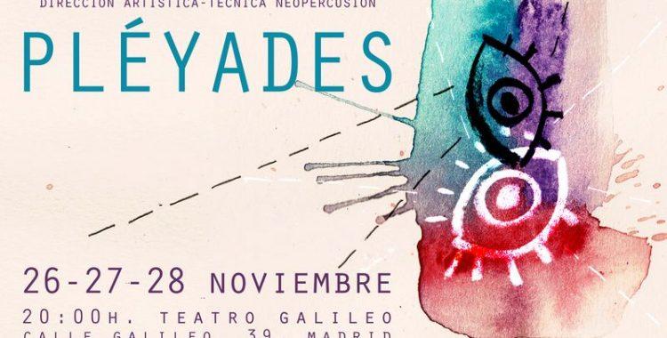 Festival de Mujeres Artistas Pléyades