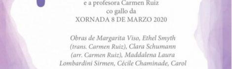 #VIMujeresEnLasAulas CMUS Prodesional Da Coruña