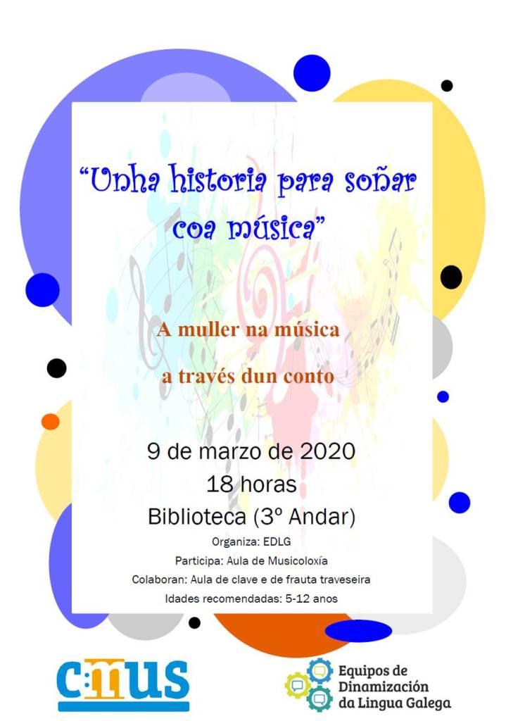 #VIMujeresEnLasAulas CPM de Ourense @ Biblioteca del CPM de Ourense