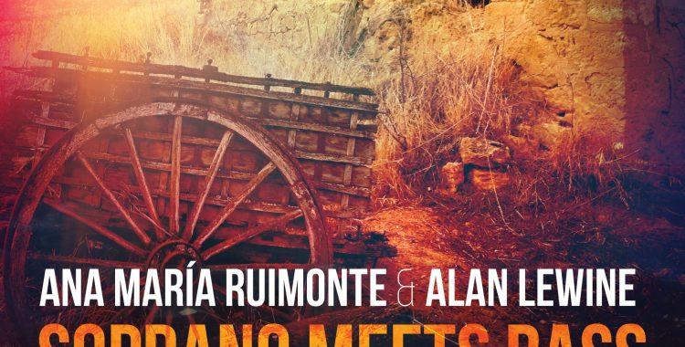 SOPRANO MEETS BASS, nuevo disco de Ana María Ruimonte