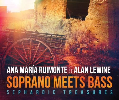 AR0015 Lewine, Alan_SopranoMeetsBass_front cover