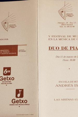 Programa Getxo 2005