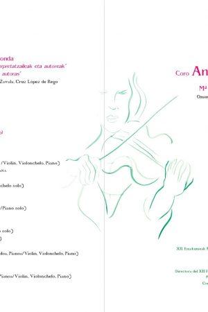 Programa Getxo 2012