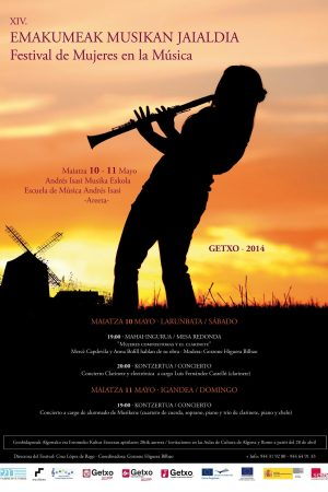 Cartel Getxo 2014